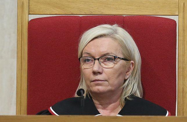 Przyłębska: to wyróżnienie dla mnie i moich kolegów, sędziów Trybunału Konstytucyjnego