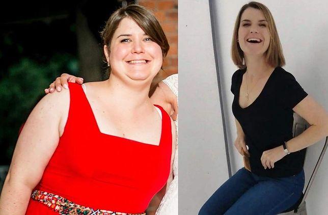 Janina Bąk - przed i po metamorfozie