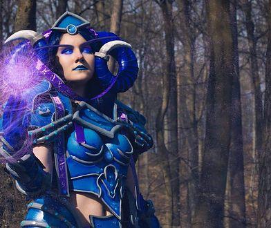 Zuzanna dopracowuje fantastyczne kostiumy i bierze udział w zlotach fanów filmów czy komiksów