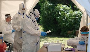 Koronawirus w Polsce. MZ: nowe ogniska w dwóch regionach
