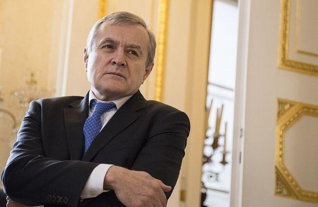 Minister Kultury i Dziedzictwa Narodowego Piotr Gliński porównał dwa programy telewizyjne