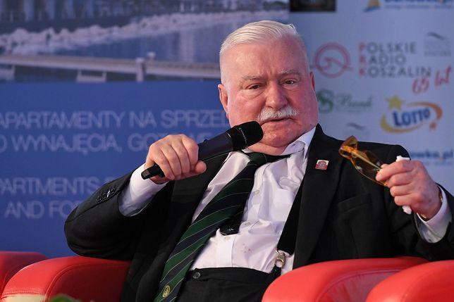 Były prezydent Lech Wałęsa jest aktywny w mediach społecznościowych