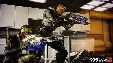 Plotka: Mass Effect 2 również na PS3?