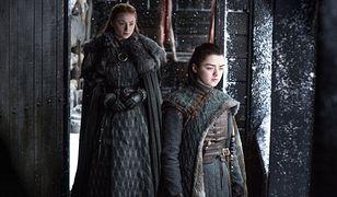 """""""Gra o tron"""": Arya i Sansa połączą siły? Maisie Williams zdradza szczegóły"""