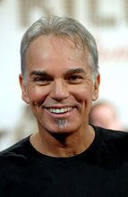 Billy Bob Thornton śledzi Dwayne'a Johnsona