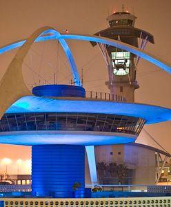 Los Angeles - kosztowny żart na lotnisku