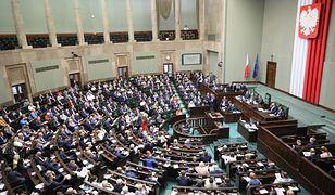 Sejm. Posłowie wybierają nowego marszałka Izby