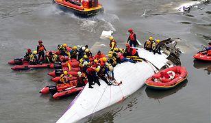 Akcja ratunkowa na rzece Keelung