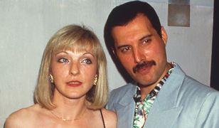 Freddie Mercury cierpiał u schyłku swoich dni. Miał jednak wsparcie bliskiej osoby