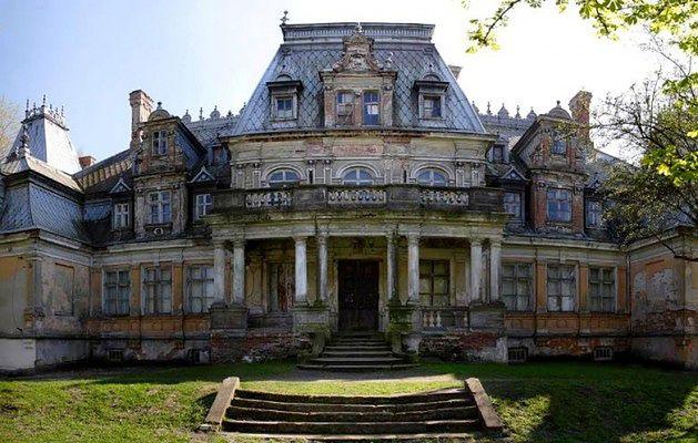 Pałac Sobańskich w Guzowie - polskie Chambord na Mazowszu