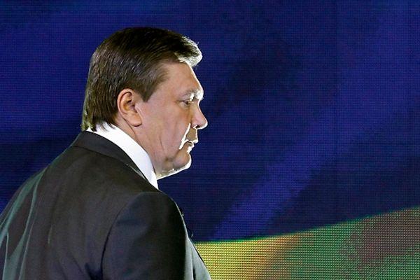 """""""Rossijskaja Gazieta"""": możliwe, że Wiktora Janukowycza ukryli Amerykanie"""