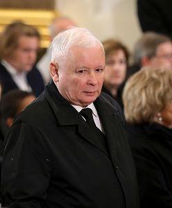 Pogrzeb Kornela Morawieckiego. Przemawiał Jarosław Kaczyński