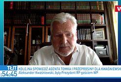 Aleksander Kwaśniewski wybaczy agentowi Tomkowi? Były prezydent odpowiada