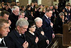 Pogrzeb Kornela Morawieckiego. Przejmujące słowa prezydenta Andrzeja Dudy