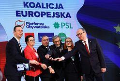 """Koalicja Europejska zdradza wyborcze hasło: """"Przyszłość Polski - wielki wybór"""""""