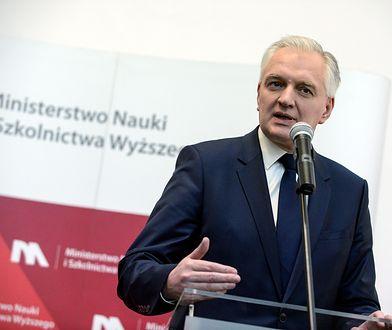 Premier Jarosław Gowin odpowiada profesorom apelującym o zmiany w reformie szkolnictwa wyższego
