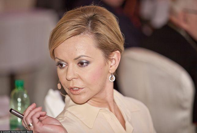Wiadomości TVP znowu zaatakowały Justynę Pochanke. Reporter uderzył też w Miszczaka