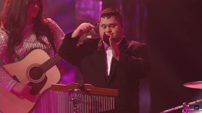 Występ The Shalva Band poruszył publikę podczas drugiego półfinału Eurowizji 2019