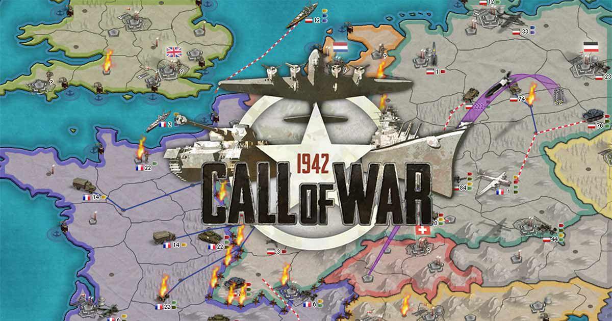 Call of War - wygraj doładowanie konta
