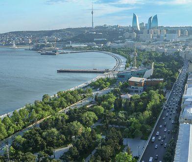 Baku to połączenie historii z nowoczesnością