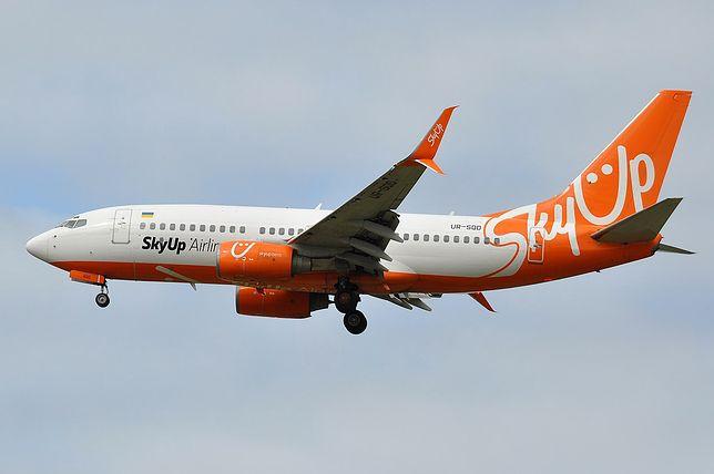 Linie lotnicze SkyUp funkcjonują od maja 2018 roku