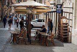 Włochy. Zakaz rozmów o koronawirusie w rzymskim barze
