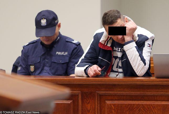Diler gwiazd Cezary P.  zasiadł na ławie oskarżonych w 2017 roku