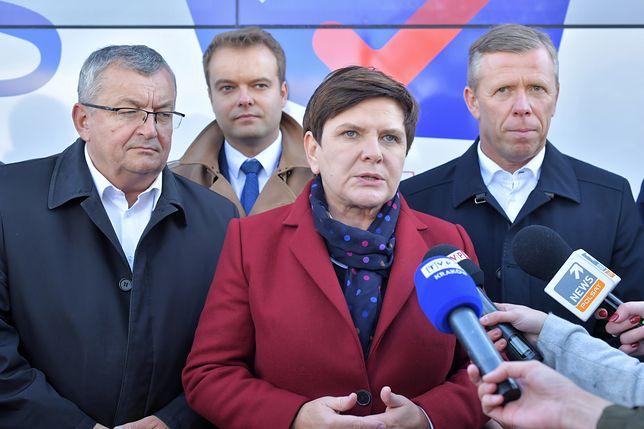 Beata Szydło skomentowała słowa Lecha Wałęsy
