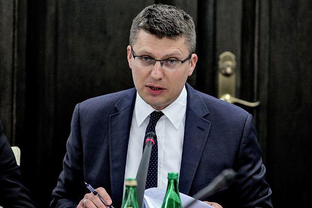 Marcin Warchoł ma nadzieję na zmianę decyzji przez irlandzki sąd