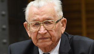 Leszek Moczulski wycofał swój wniosek o autolustrację