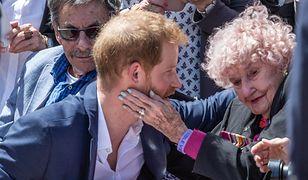 książę Harry i Meghan Markle z wizytą w Australii