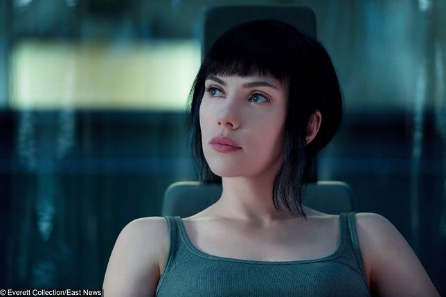 """Scarlett Johansson w """"Ghost in the Shell"""""""