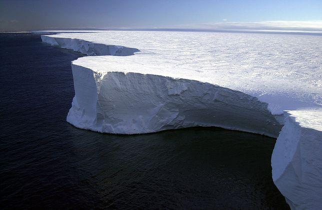 Podróż góry lodowej dobiega końca
