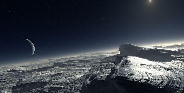 Jak wyglądałby twój dzień, gdybyś żył na Plutonie?