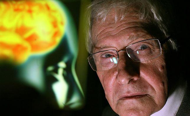Jerzy Vetulani - profesor nauk przyrodniczych, neurobiolog, biochemik