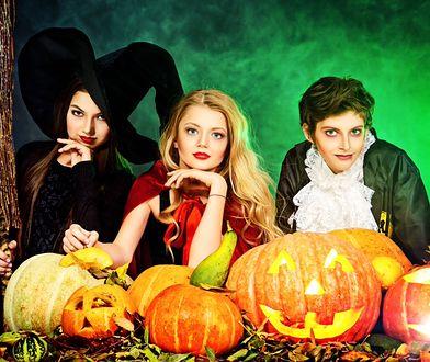 Makijaż na Halloween powinien przyciągać uwagę