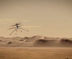 NASA podbija Marsa na całego. Teraz poleci tam helikopter