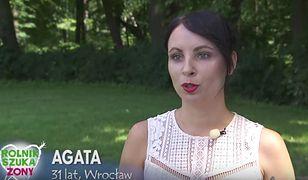 """""""Rolnik szuka żony"""": Agata zmieniła fryzurę. Porzuciła też czerwoną szminkę"""