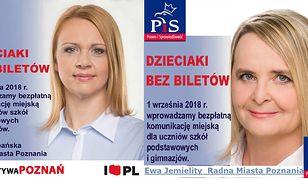 Zestawienie obu plakatów.