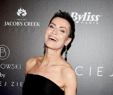 Danuta Stenka na pokazie Macieja Zienia: Nie jesteśmy jak stara piękna filiżanka