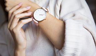 Piękny, markowy zegarek to efektowny prezent dla kobiety