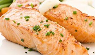 """Badanie dokłada dodatkowych plusów na liście """"dlaczego warto jeść łososia""""."""