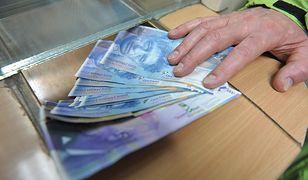 W środę za franka szwajcarskiego płaciliśmy 3,48 zł. To najniższy kurs od trzech i pół roku.