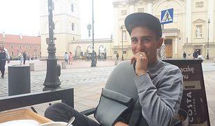 Warszawa. Rozmawiamy z Patrykiem, podopiecznym stołecznej placówki opiekuńczo-wychowawczej (Materiały WP - autor Alicja Glinianowicz)