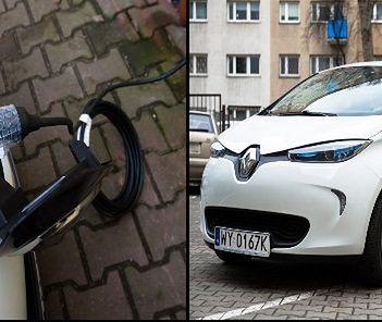 """ZDM """"stawia na ekologię"""". Jeżdżą elektrycznymi autami"""