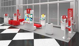 Nintendo stworzy kilka specjalnych stref grania na lotniskach w USA