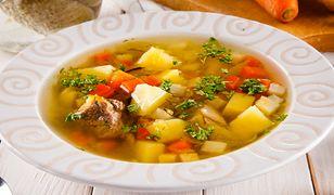 Błyskawiczne zupy trzyskładnikowe. Idealne dla zabieganych