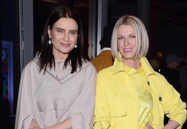 Joanna Horodyńska i Magda Mołek postawiły na zupełnie inny styl