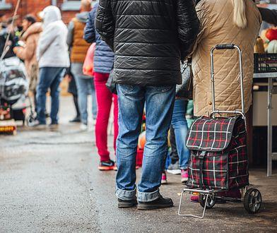 Wygodne wózki zakupowe ułatwią zakupy np. osobom, które nie krorzystają z samochodu
