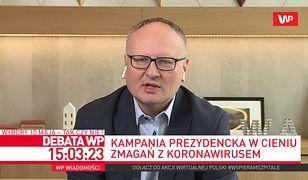 """PiS nie chce przełożenia wyborów. """"Nie chodzi o zaciekłość Jarosława Kaczyńskiego"""""""